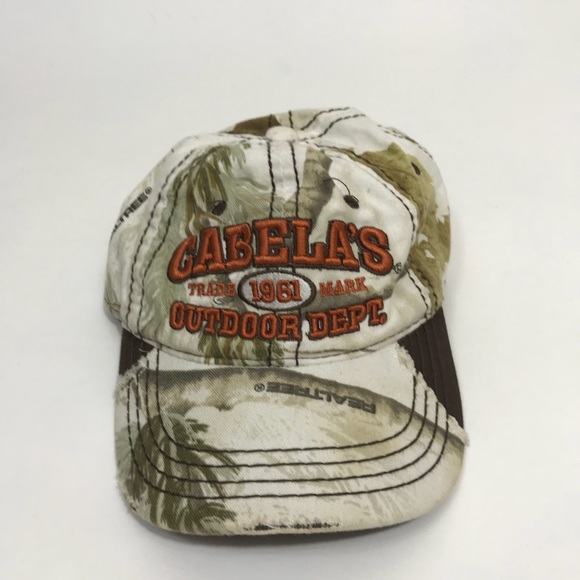 3a379366e Cabelas RealTree Woodland Hat Youth